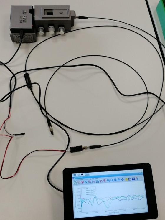 MIP sensor